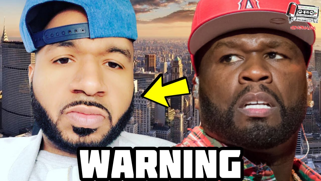 Power 105's DJ Suss One On 50 Cent WARNING Him Not To Play A Jay-Z Song On The Radio!