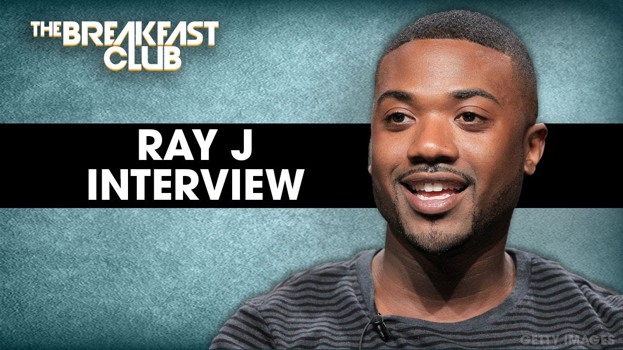 Ray J Calls In To The Breakfast Club On Their 10 Year Anniversary