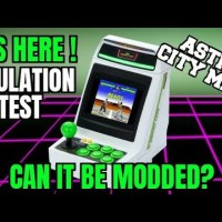 Sega Astro City Mini Review! Can you MOD it?