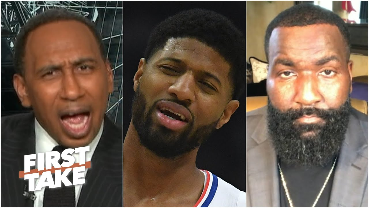 Stephen A.: Did Kendrick Perkins just call the Clippers 'soft as hot Twinkies'?! | First Take