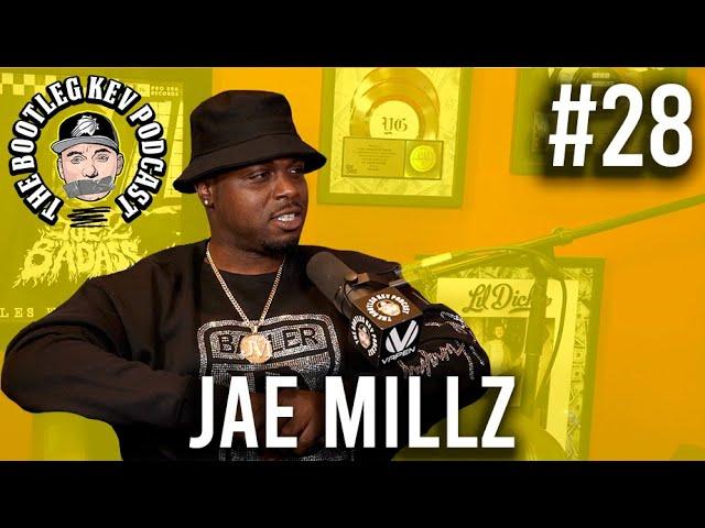 The Bootleg Kev Podcast #28 | Jae Millz