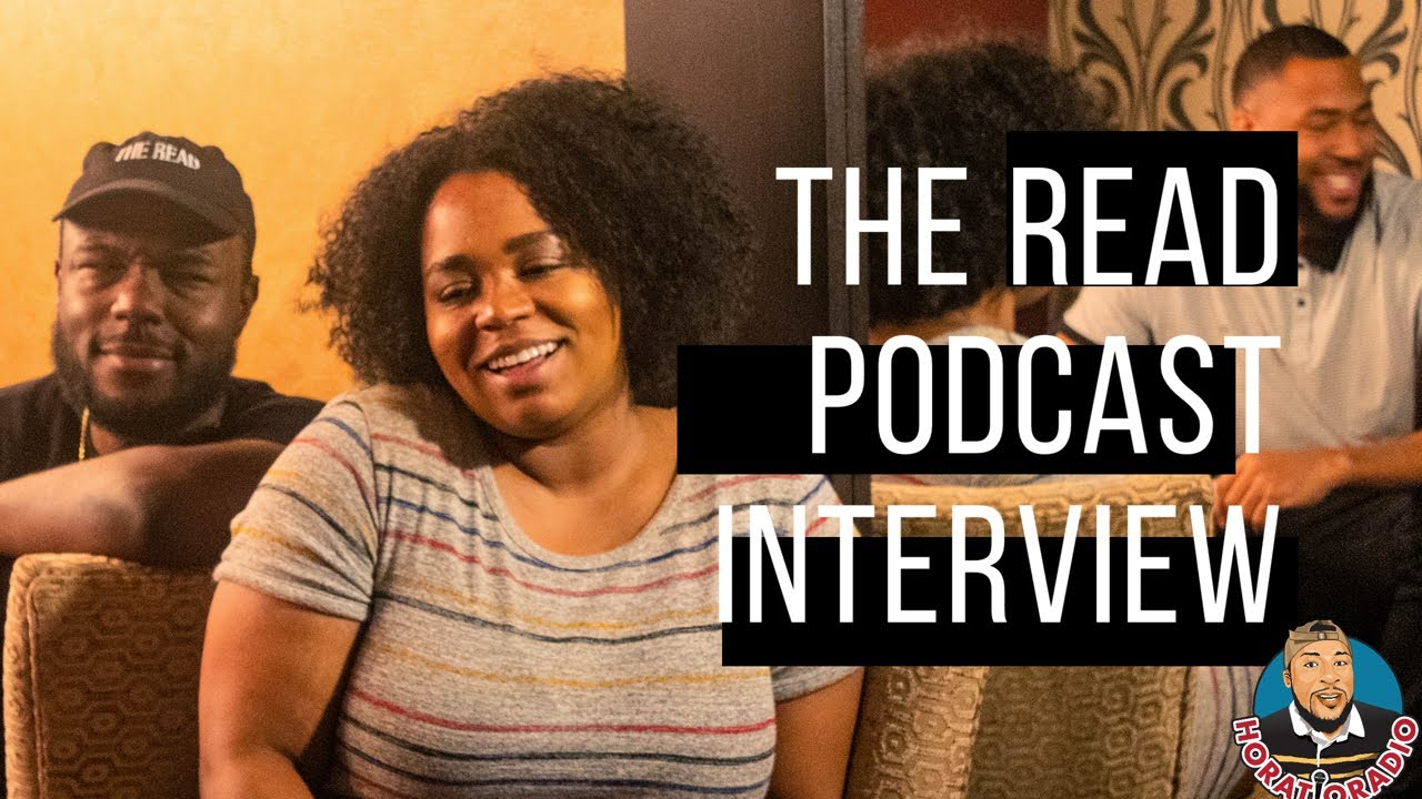"""""""The Read"""" Podcast Talk NEW TV Show on Fuse & Kid Fury's HBO Show + Mental Health