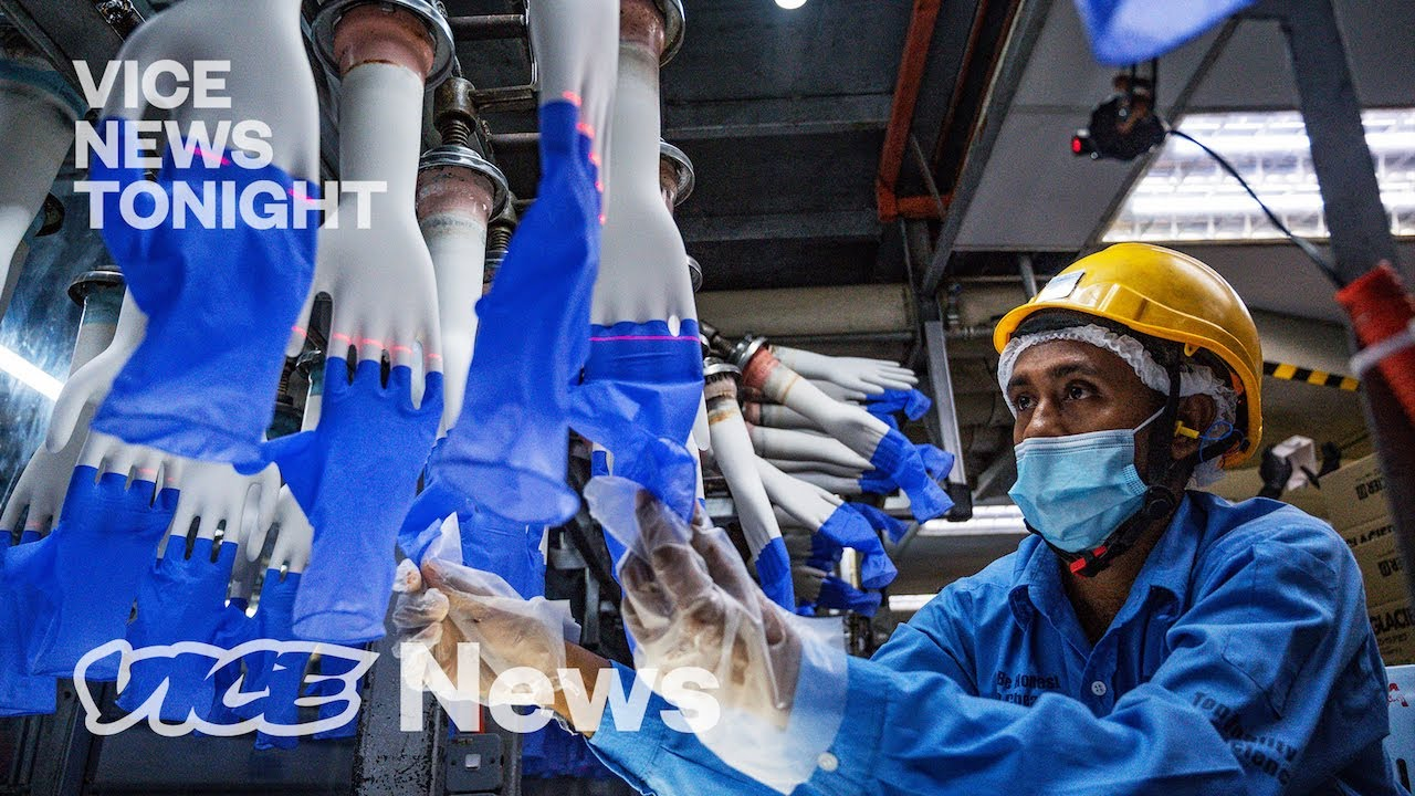 This PPE Factory Isn't Protecting Its Workers Against COVID