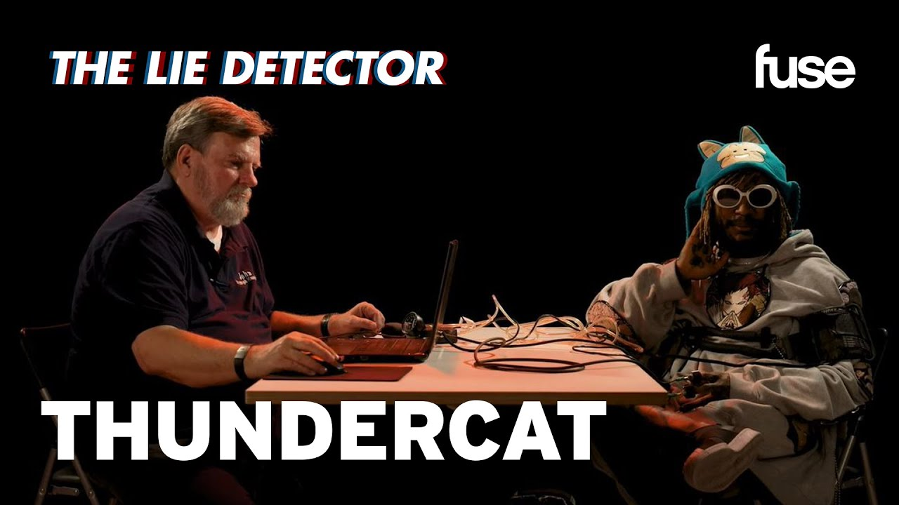 Thundercat Takes a Lie Detector Test: Does He Ever Forget His Lyrics? | Fuse