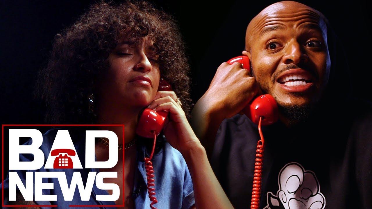 Tony Baker vs. Sabrina Castro - Part 2 | Bad News | All Def