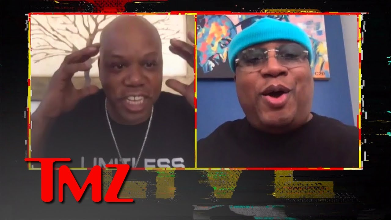 Too Short and E-40 Ready to Ramp Up Trash Talk Before 'Verzuz' Battle | TMZ
