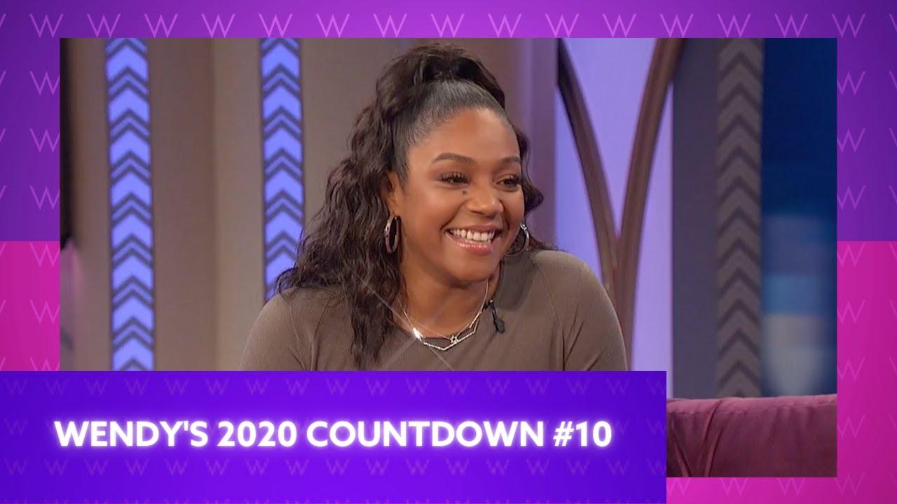 Wendy's 2020 Countdown - Tiffany Haddish