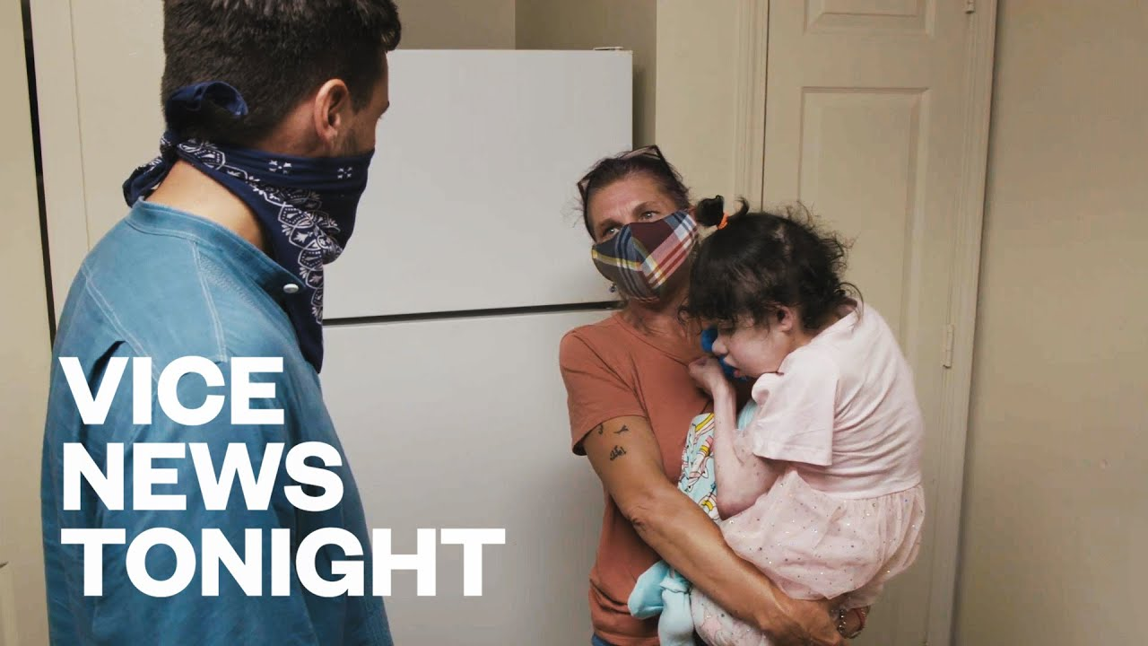 What It's Like to Be Evicted in the Middle of a Pandemic