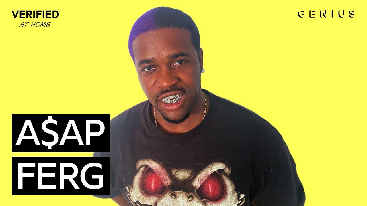 "A$AP Ferg ""Big A$AP"" Official Lyrics & Meaning | Verified"