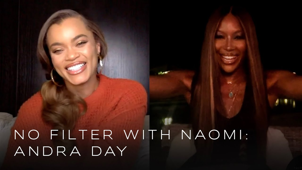 Andra Day on portraying the legendary Billie Holiday   No Filter with Naomi