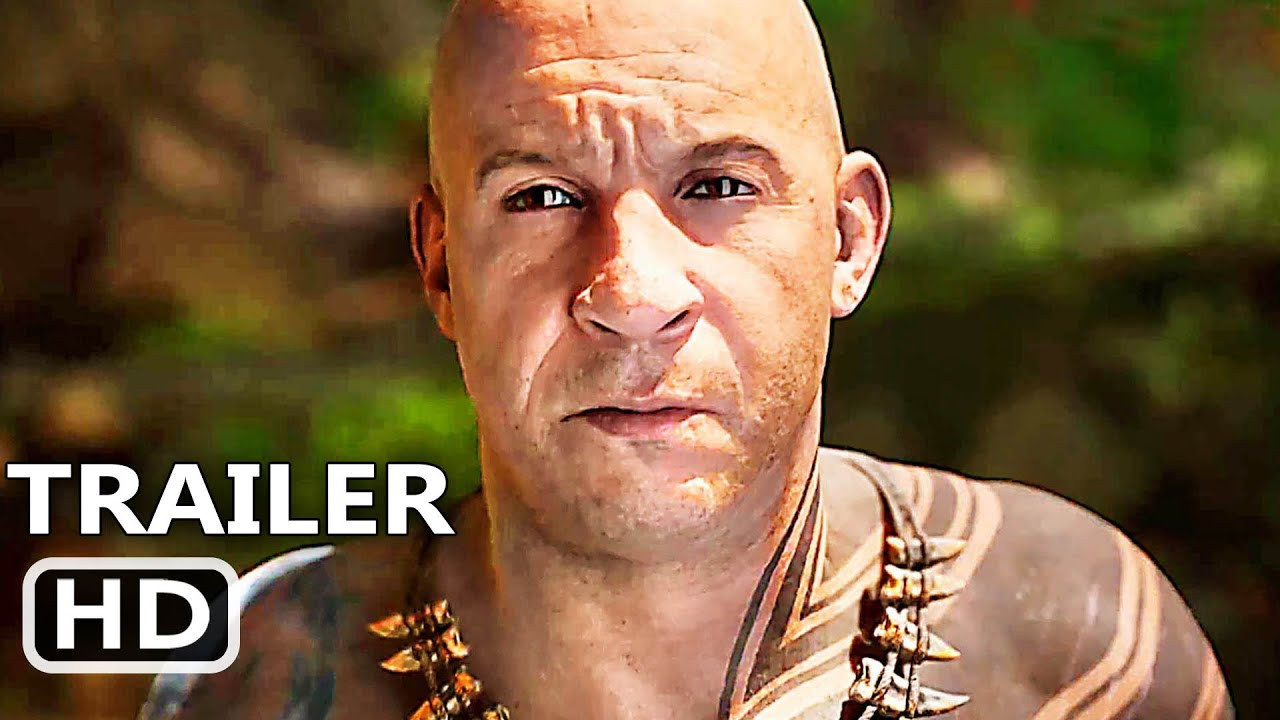 ARK 2 Official Trailer (2021) Vin Diesel