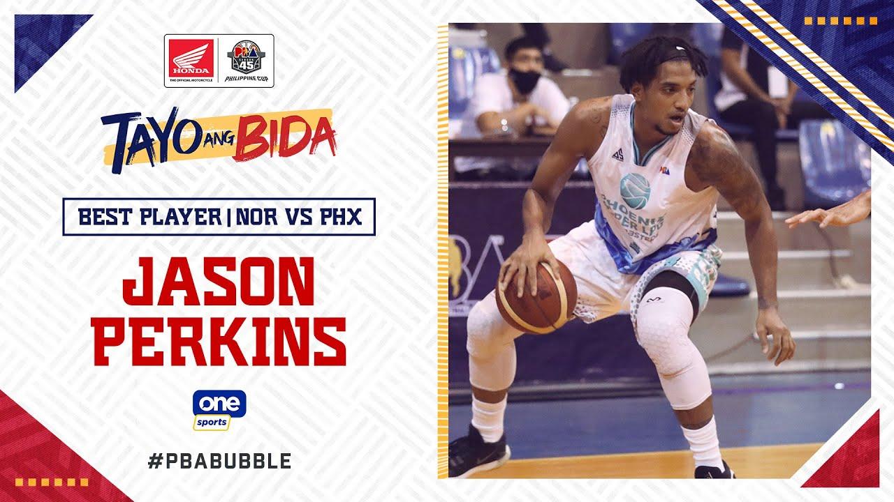 Best Player: Jason Perkins | PBA Philippine Cup 2020