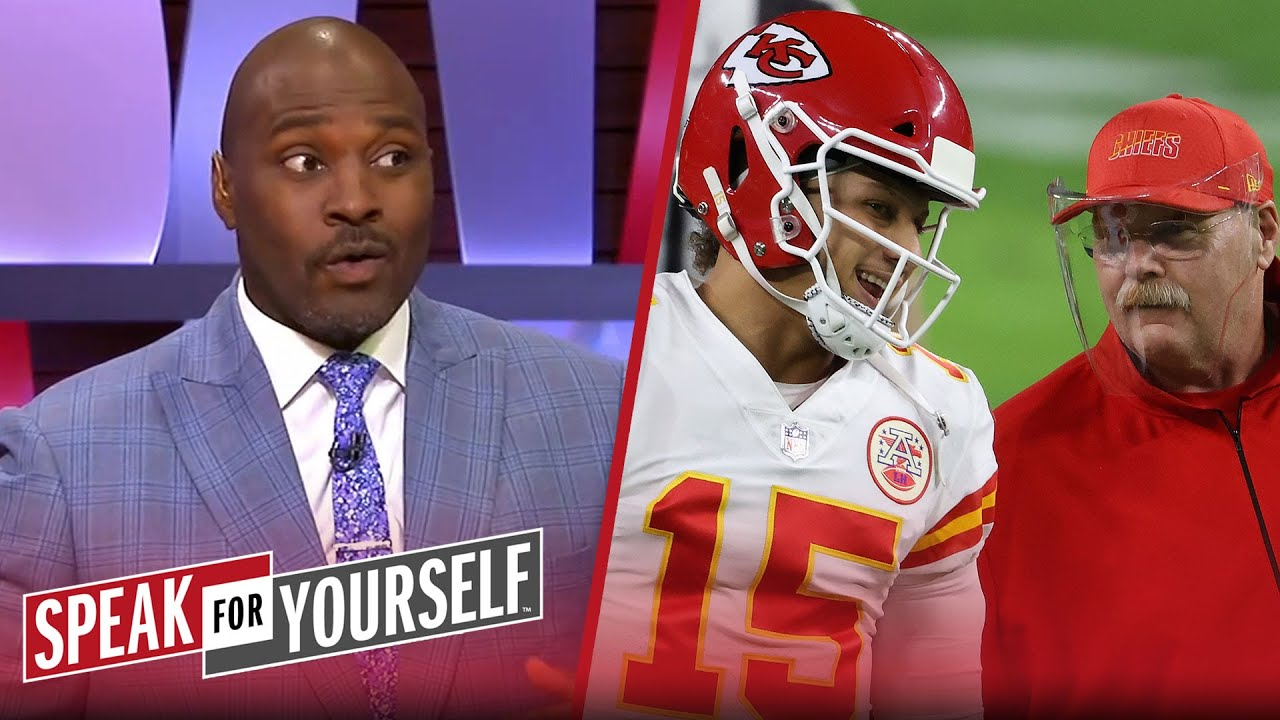 Chiefs are playing with fire by resting Mahomes before playoffs — Wiley   NFL   SPEAK FOR YOURSELF