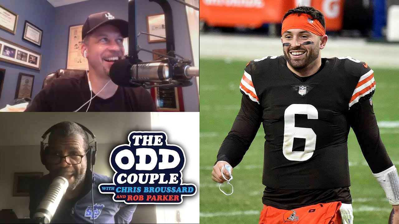Chris Broussard & Rob Parker - Do the Cleveland Browns Stand a Chance Against the Steelers?