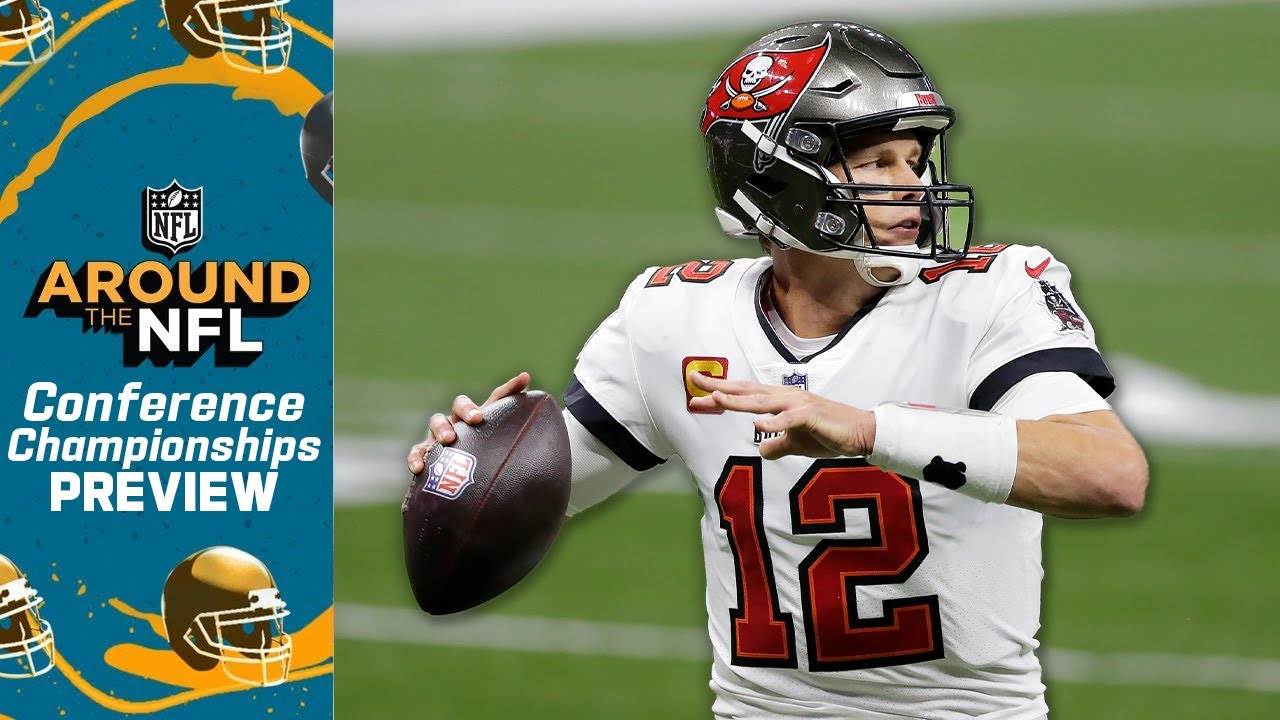 Conference Championships Preview Show: What to Watch in EVERY Game   Around the NFL Podcast