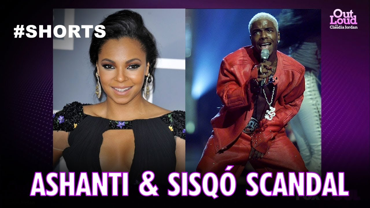 Did Ashanti Switch Sisqó's Album Barcode? | Out Loud with Claudia Jordan | FOX SOUL | #shorts