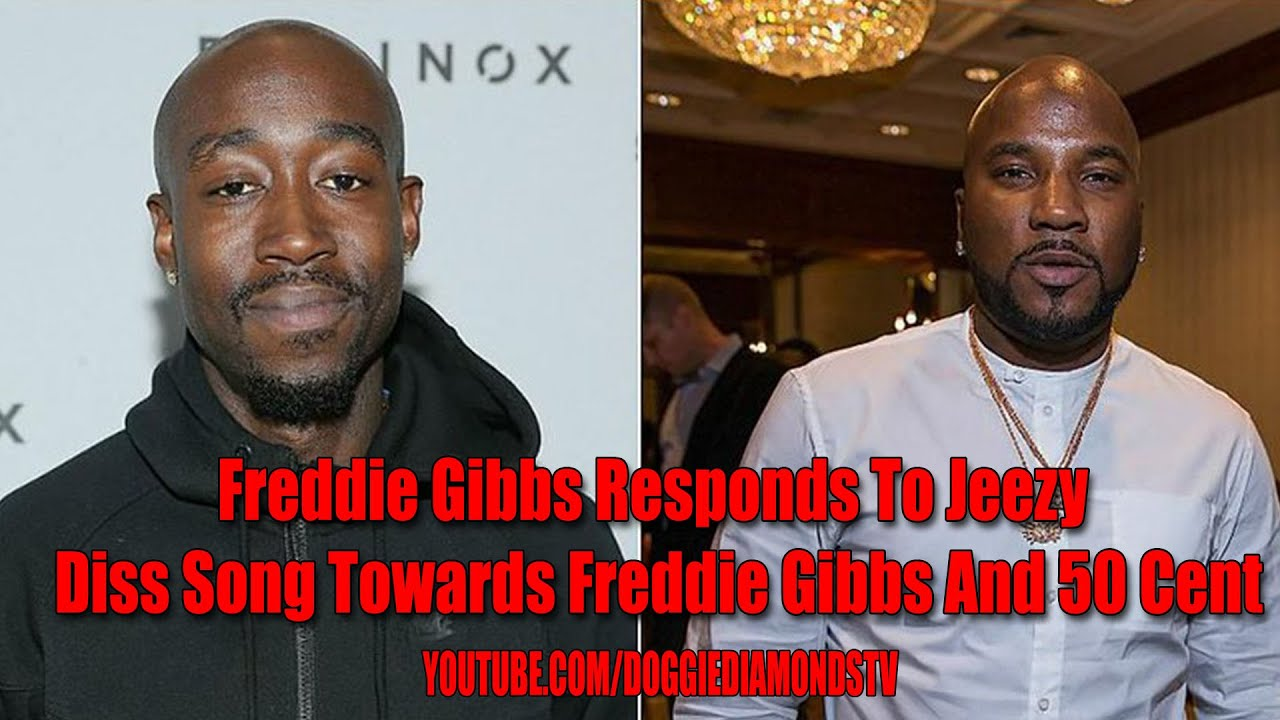 Freddie Gibbs Responds To Jeezy Diss Song Towards Freddie Gibbs And 50 Cent