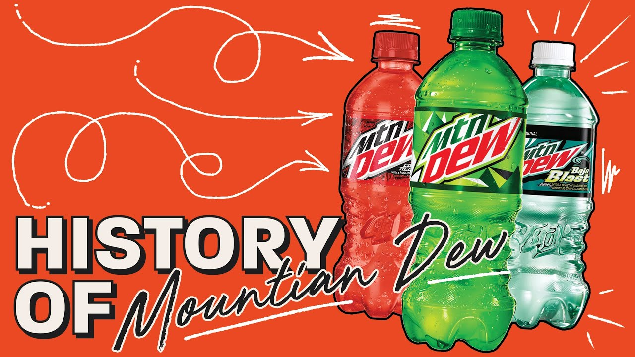 History of Mountain Dew