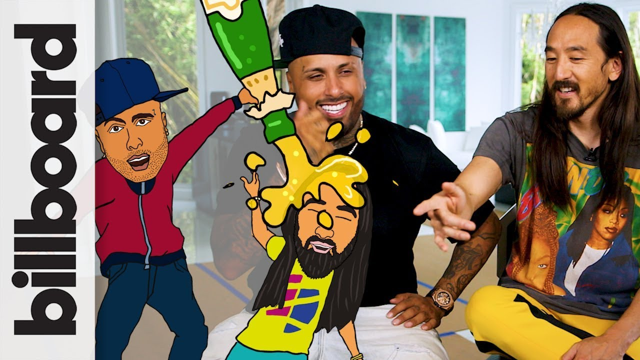 How Nicky Jam & Steve Aoki Created 'Jaleo' | Billboard | How It Went Down