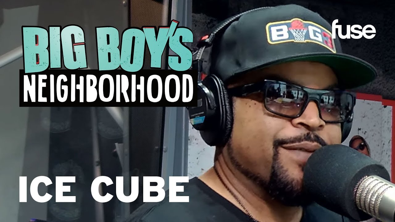 Ice Cube Shares His Feelings On Surpassing His Wildest Dreams | Big Boy x Fuse