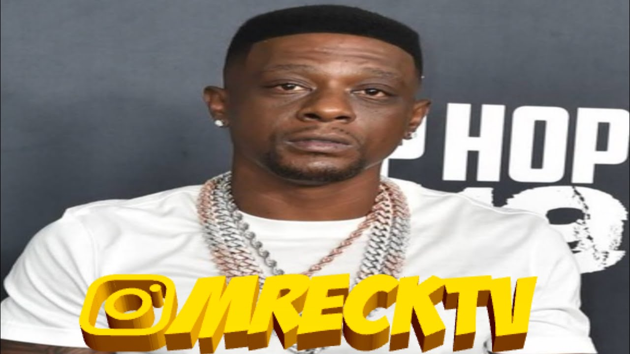 """Is Boosie Trying To Get Fans Ind!cted With This New """"Stick In The Car"""" Challenge?  Callers Go Off"""