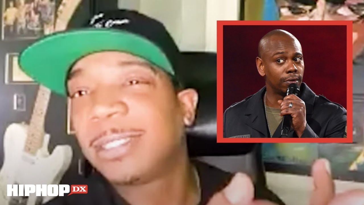 Ja Rule Reacts To Dave Chappelle's Classic Joke About Him