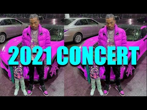 LIL BABY CONCERT. LIL BABY PERFORMS AT PARTY IN MIAMI FLORIDA. [NO SECURITY]  ON ME,  DRIP TOO HARD.