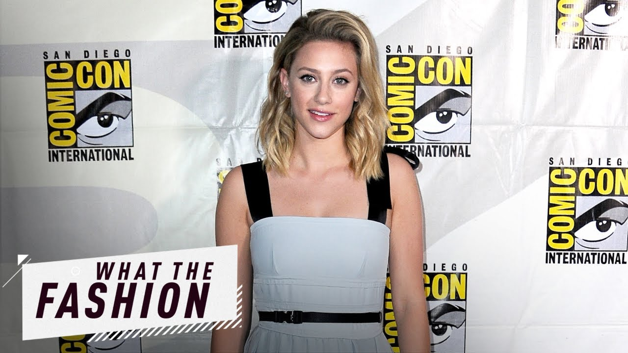 Lili Reinhart & Riverdale Stars Get Played at Comic-Con?! | What the Fashion | S2, Ep. 15 | E! News