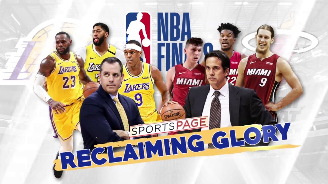 NBA Finals: Reclaiming Glory | Sports Page