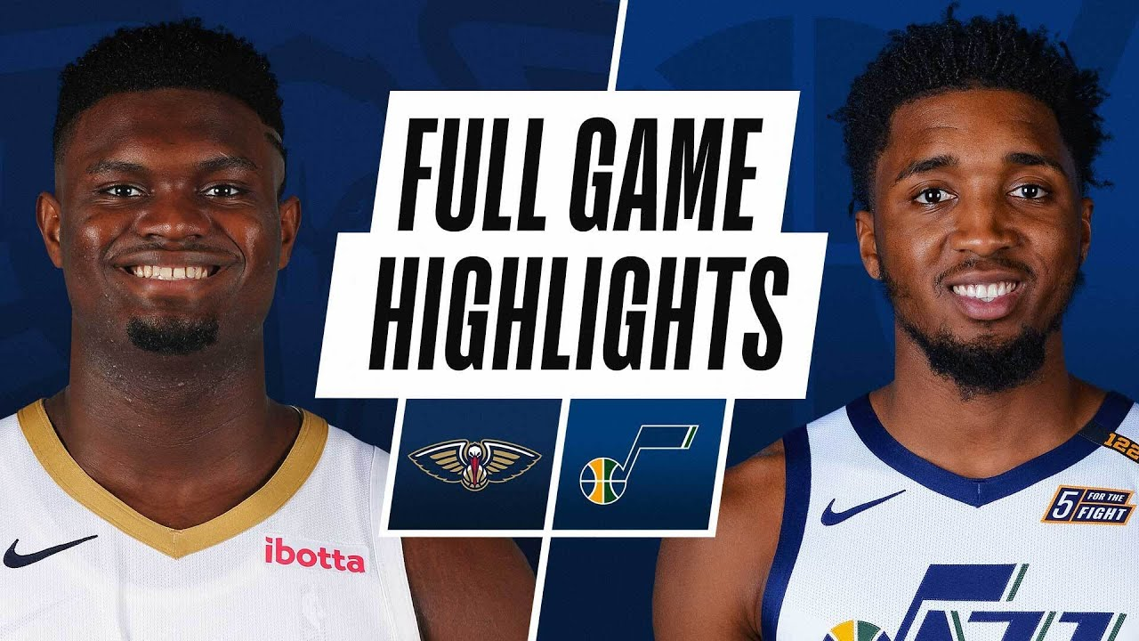 PELICANS at JAZZ | FULL GAME HIGHLIGHTS | January 19, 2021