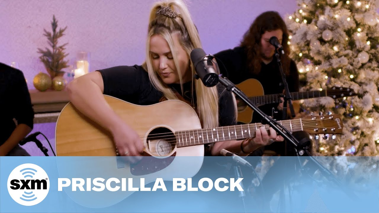Priscilla Block - Just About Over You [Live for SiriusXM]   Next Wave Virtual Concert Series