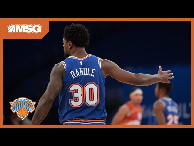 Randle Shines Again With 29, But Knicks Fall to Dominant Nuggets | New York Knicks