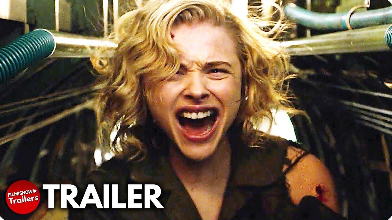 SHADOW IN THE CLOUD Teaser Trailer (2021) Chloë Grace Moretz Movie