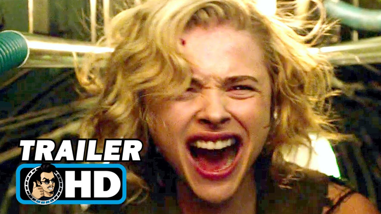 SHADOW IN THE CLOUD Trailer (2021) Chloe Moretz WWII Action Horror Movie