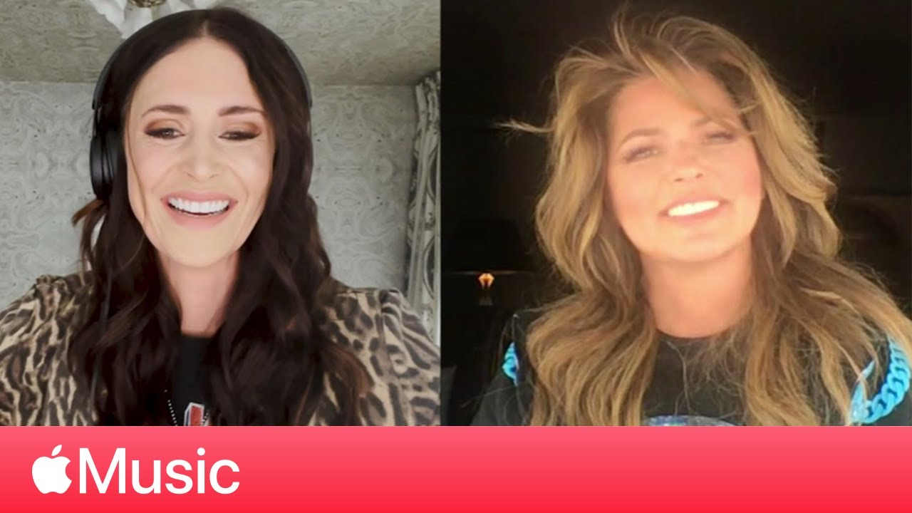 Shania Twain: Admiration for Orville Peck and Collaborating with Kelsea Ballerini | Apple Music
