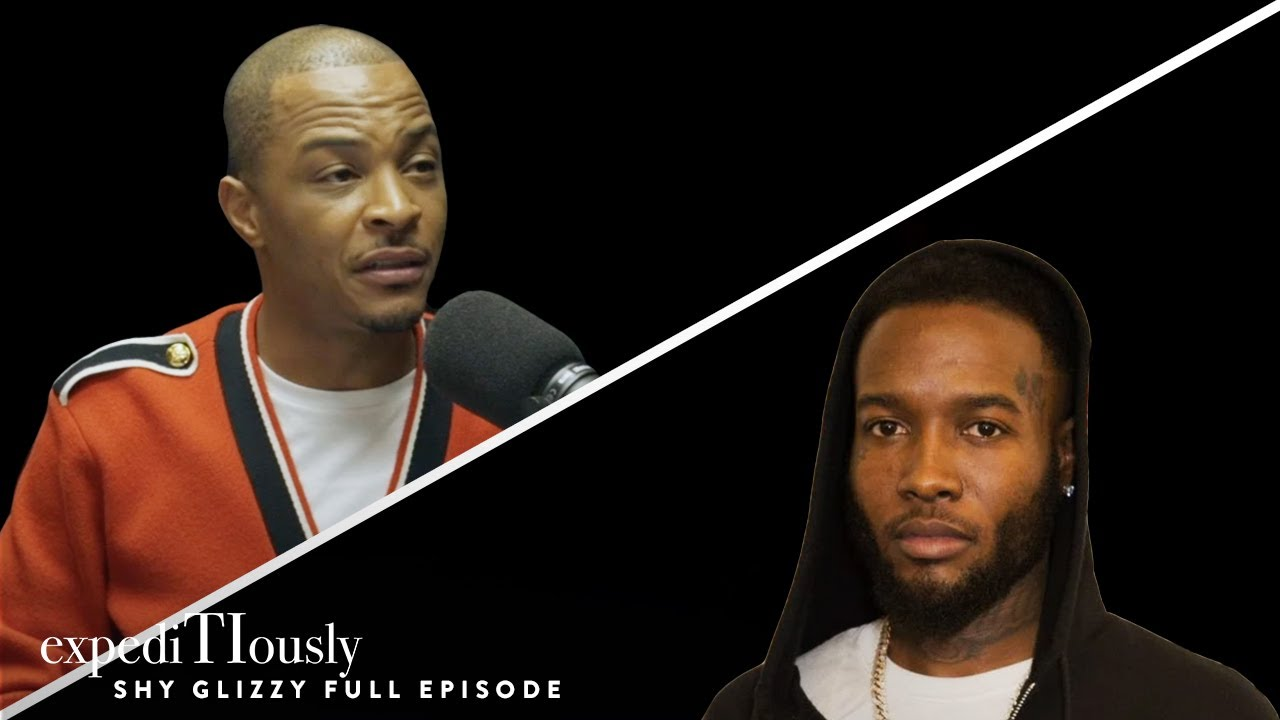 Shy Glizzy and DC Lifestyle   expediTIously Podcast