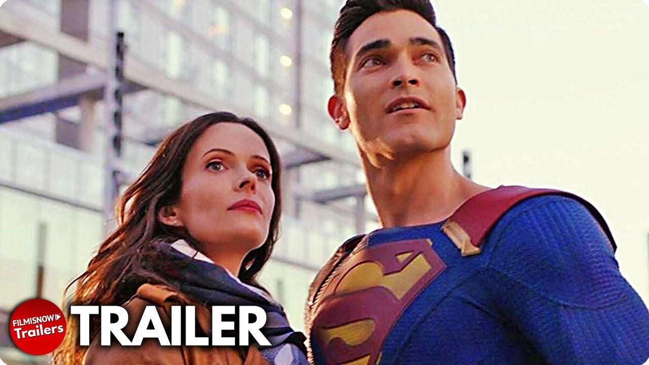 SUPERMAN & LOIS Family Crest Season Trailer (2021) DC Series