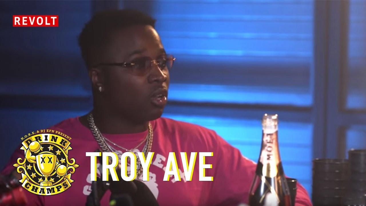 Troy Ave Talks Taxstone Murder Case, Come Up In Hip-Hop & More   Drink Champs (Full Episode)