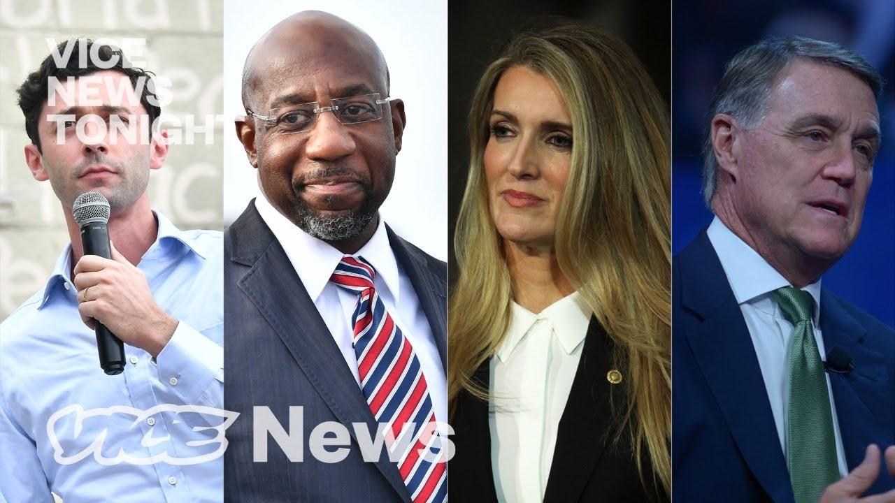 VICE News Tonight LIVE: Georgia Senate Runoffs
