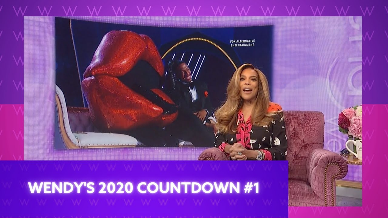 """Wendy's 2020 Countdown - Wendy Williams x """"The Masked Singer"""""""