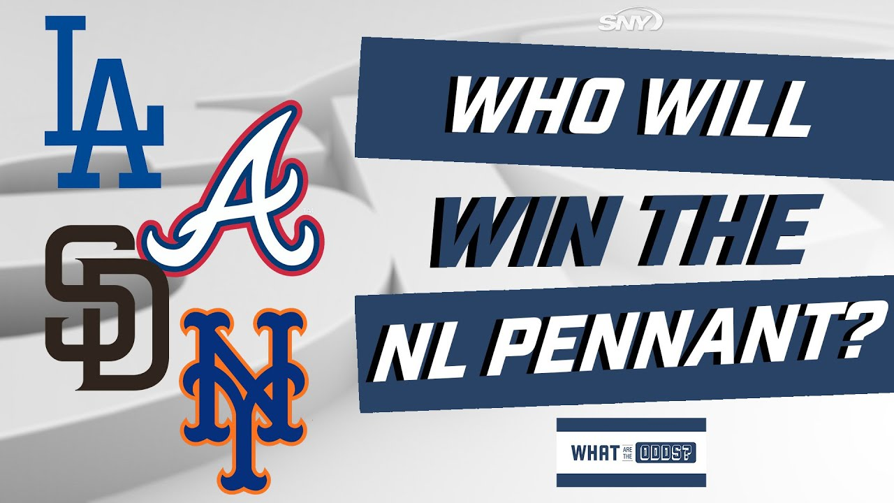 What are the odds on winning the National League pennant in 2021? | SNY