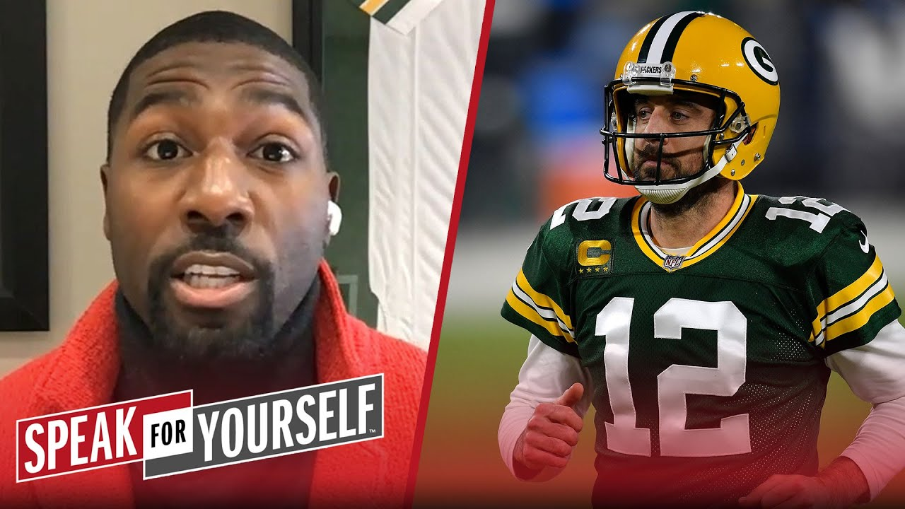 Without Rodgers, Packers would be finished, he is the MVP — Jennings | NFL | SPEAK FOR YOURSELF