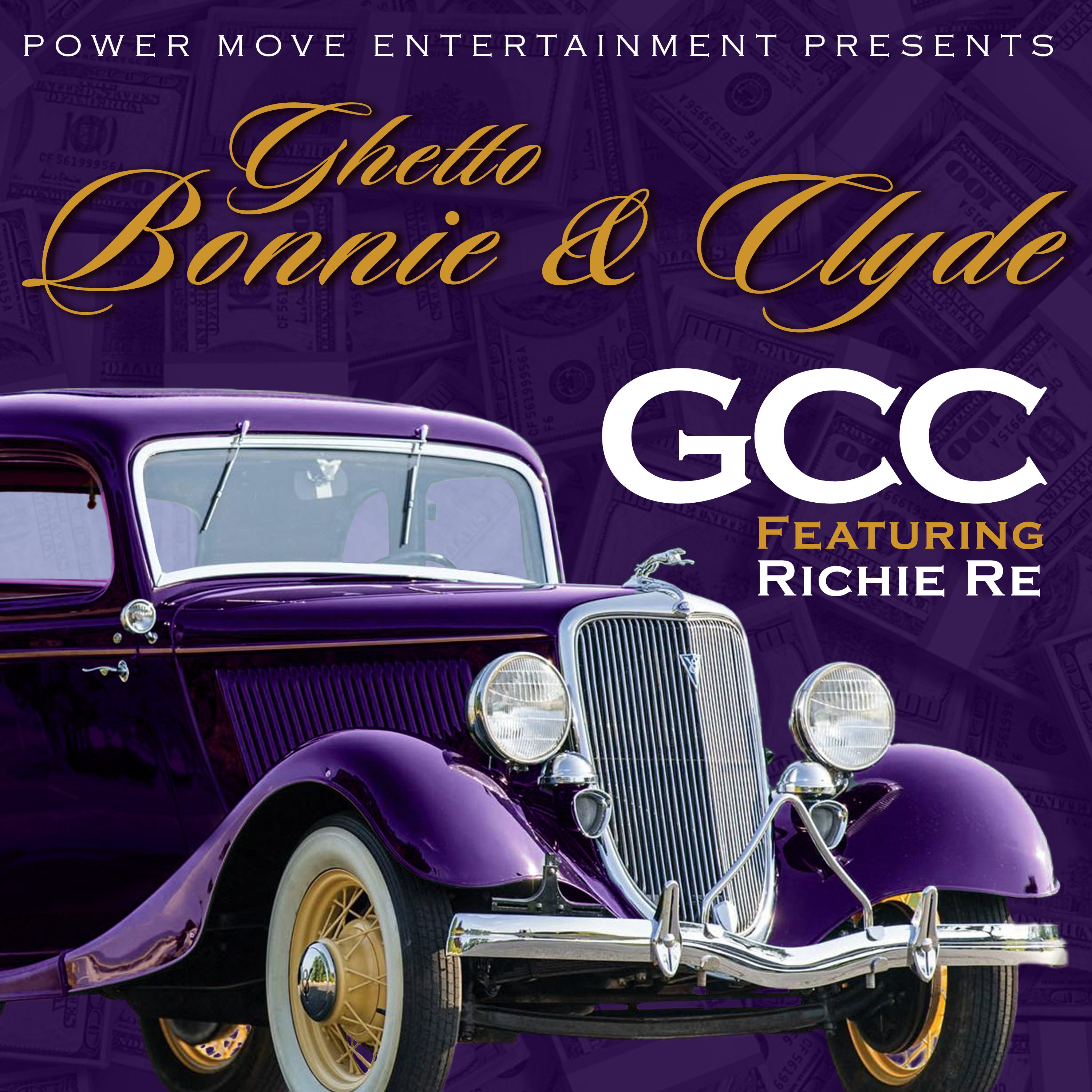 G.C.C. Releases Ghetto Bonnie & Clyde Featuring Richie Re