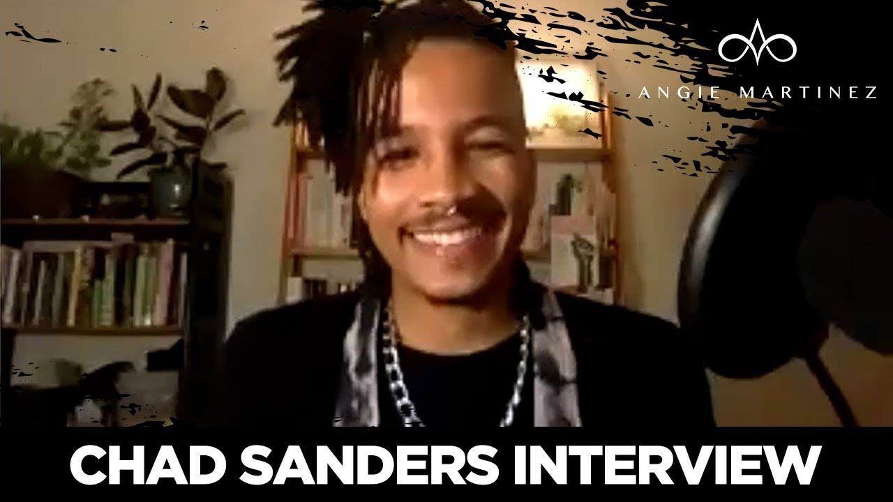"""Author Of """"Black Magic"""" Chad Sanders On Book Inspiration, White People Using The N-Word + More"""