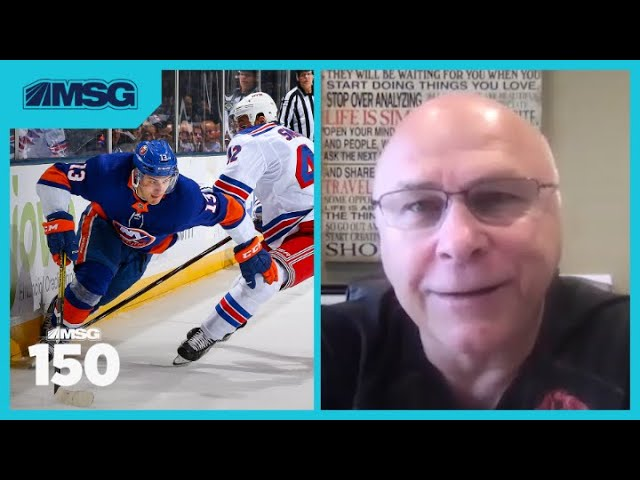 Barry Trotz Gives Update on Islanders and Prepping for New Playoff Format | MSG 150