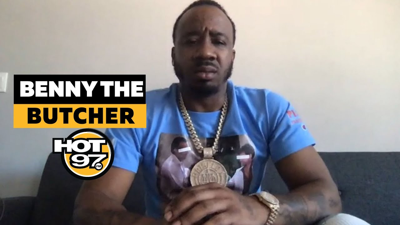 Benny the Butcher talks Burden of Proof, the Origins of BSF, Wu Tang and More with Rosenberg