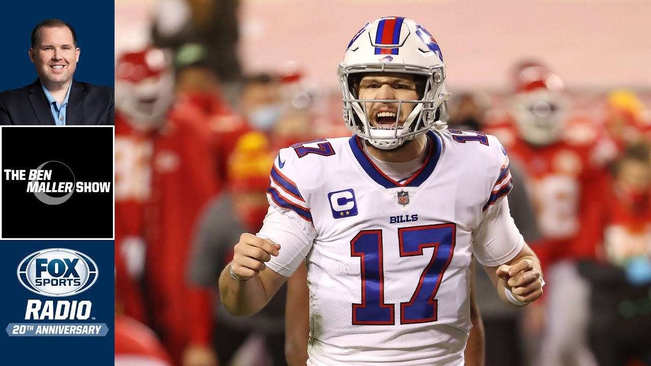 Blame Josh Allen, Not Bills' Defense For This Loss to the Chiefs | Ben Maller