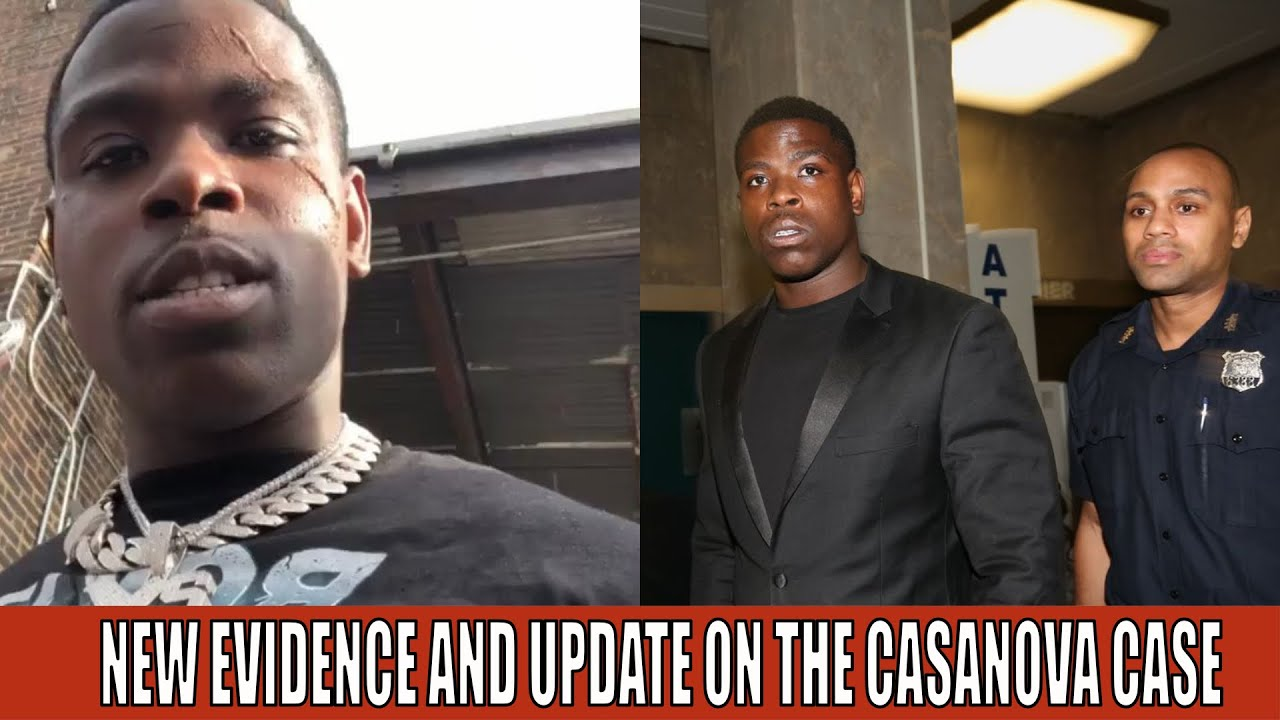 CASANOVA HAS NEW EVIDENCE BROUGHT AGAINST HIM AND THE GORILLA STONE NATION :WHAT'S NEW IN NEWS #36