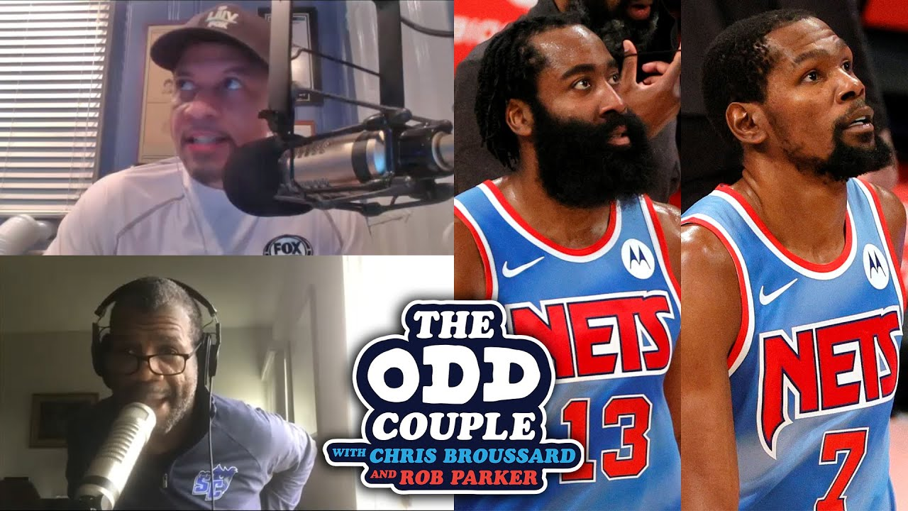 Chris Broussard & Rob Parker - Should Brooklyn Nets Trade Kyrie Irving or Make It Work?