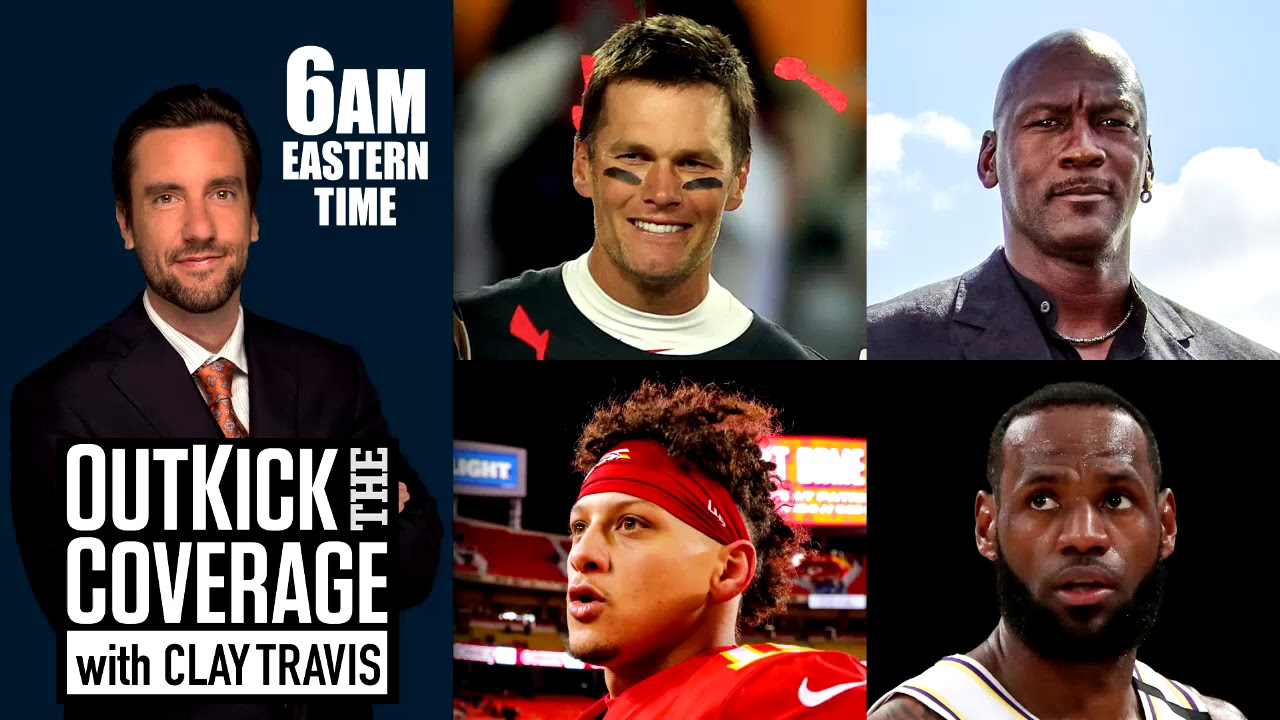 Clay Travis - Will the Shadow of Tom Brady Cloud our Appreciation of Patrick Mahomes?